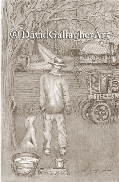 The Farmer by David Gallagher