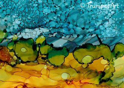 Abstract Landscape #21
