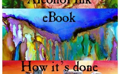 Free Alchohol Ink eBook!