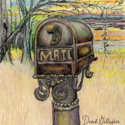 Got Mail? Fine Art Print