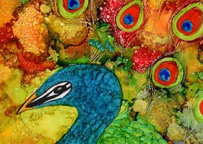 Stanley, Peacock Art